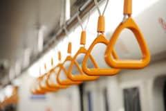 train hand holders