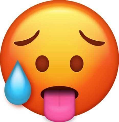 hot emoji