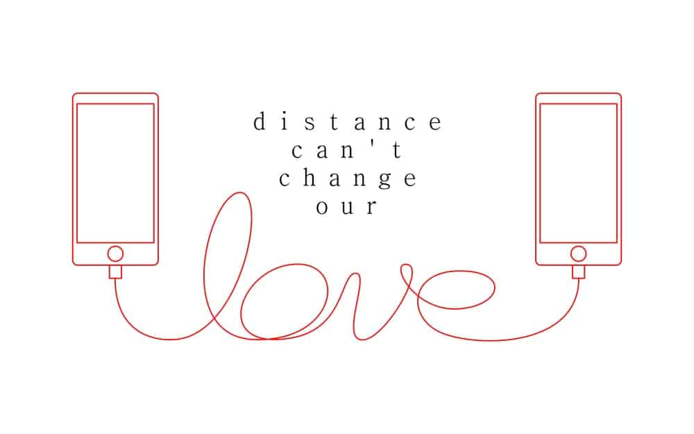 Quotes about loving someone from a distance