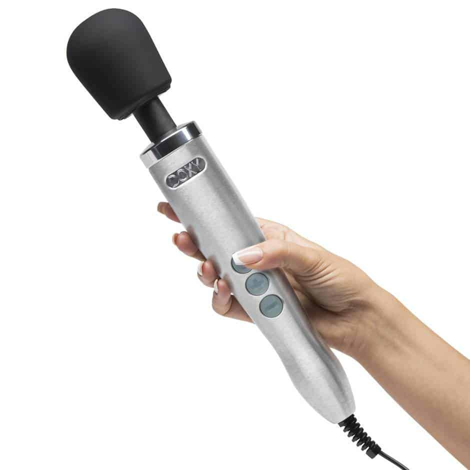 Doxy Extra Powerful Die Cast Massage Wand Vibrator