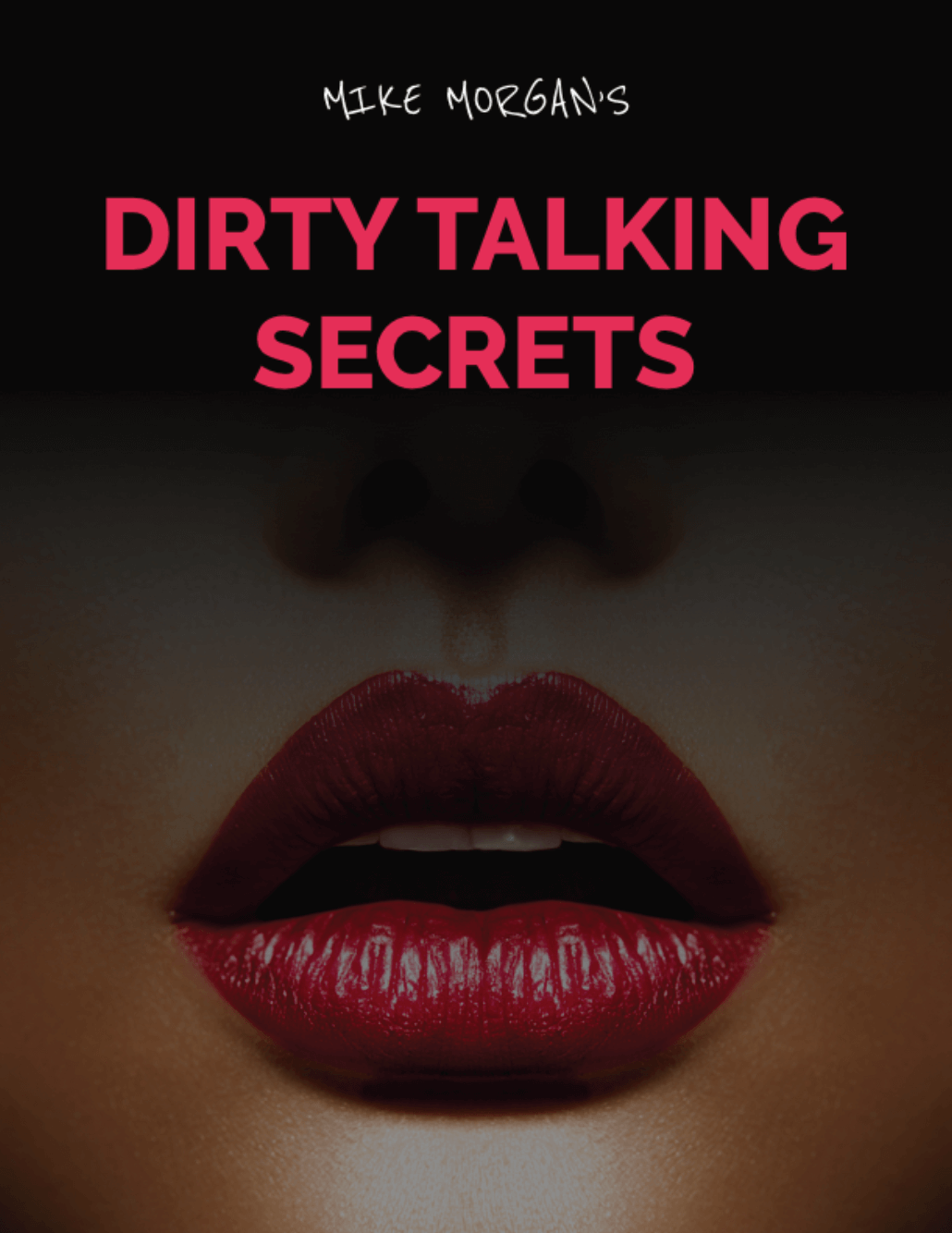 Dirty Talking Secrets Cover